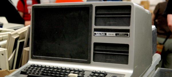 computer recycling - reboot canada